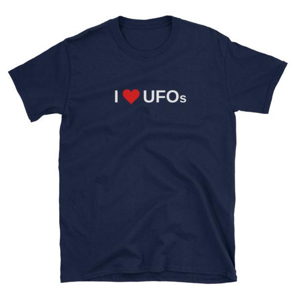 I ❤️ UFOs T-shirt