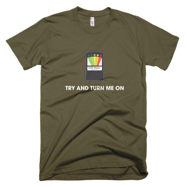 Ghost Hunting EMF Detector T-Shirt