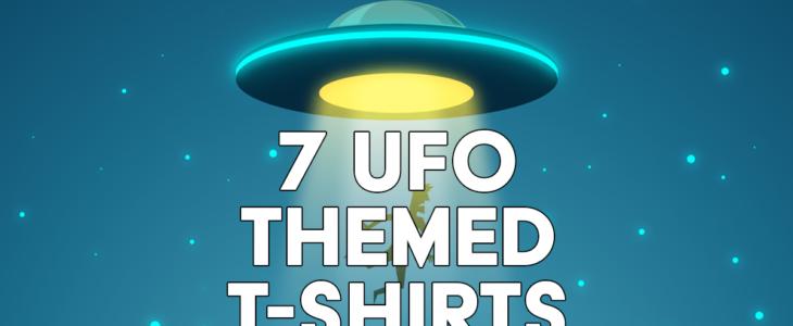 7 Favorite UFO t-shirt post