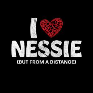 I ❤️ Nessie T-shirt