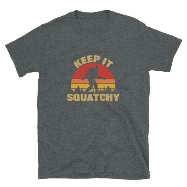 Keep it Squatchy Bigfoot T-Shirt